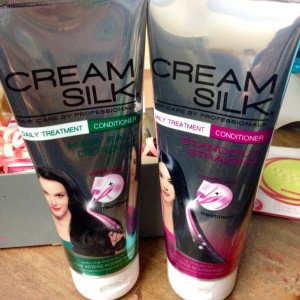 Cream Silk Daily Treatment Conditioner