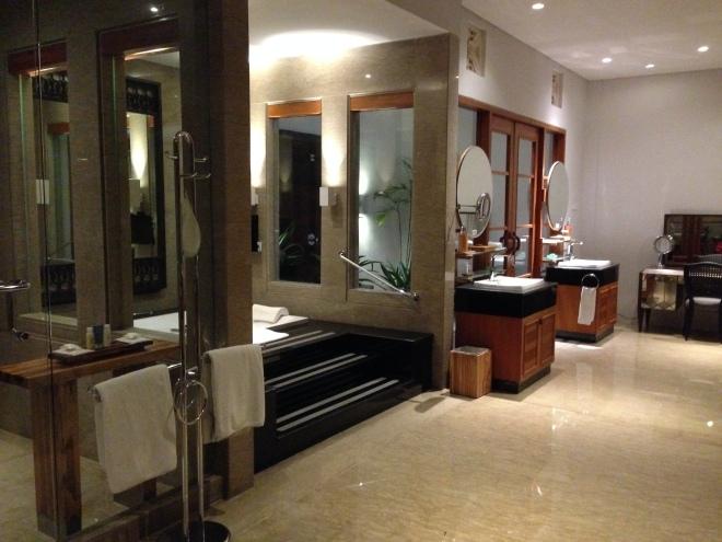 THE Bathroom/Jacuzzi/Powder Room/Cartwheel Room